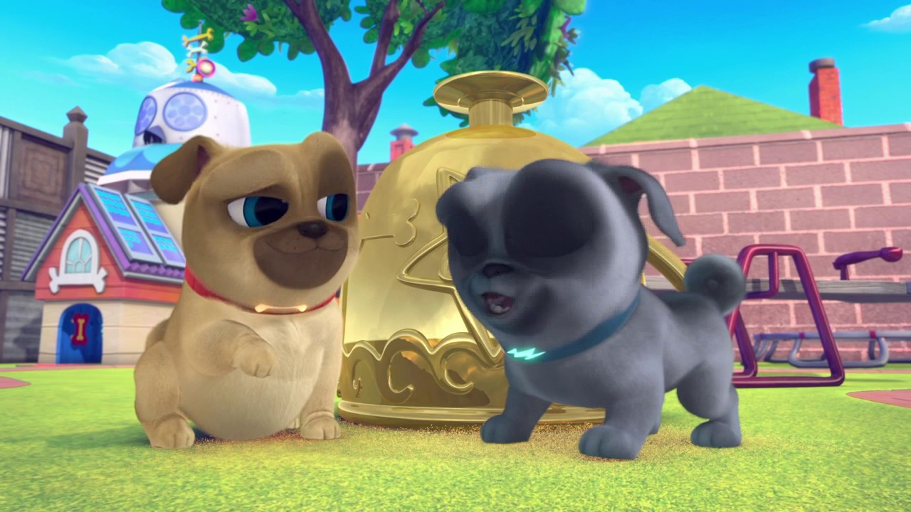 Disney S Puppy Dog Pals Tv Series On Disney Junior Channel